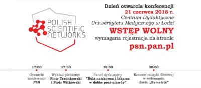 Konferencja Polish Scientific Networks